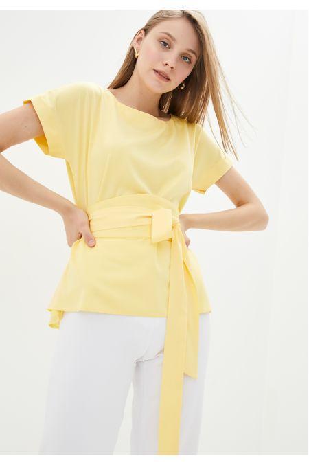 """Блуза """"Рейчел"""" (желтый)"""