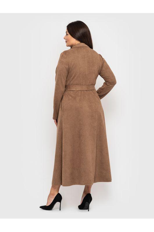 "Платье ""Инес"" (коричневый)"