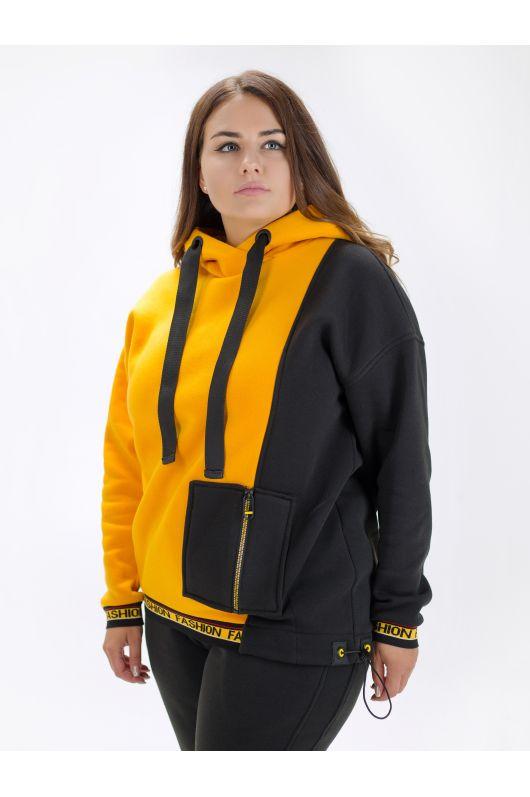"""Костюм """"Барнео"""" (желтый+черный)"""