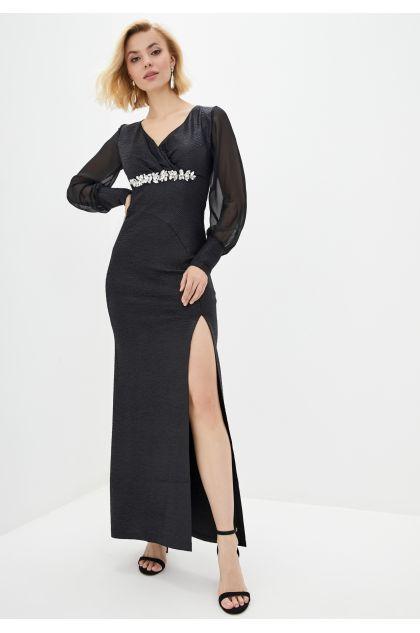 """Платье """"Элисон"""" (черный)"""