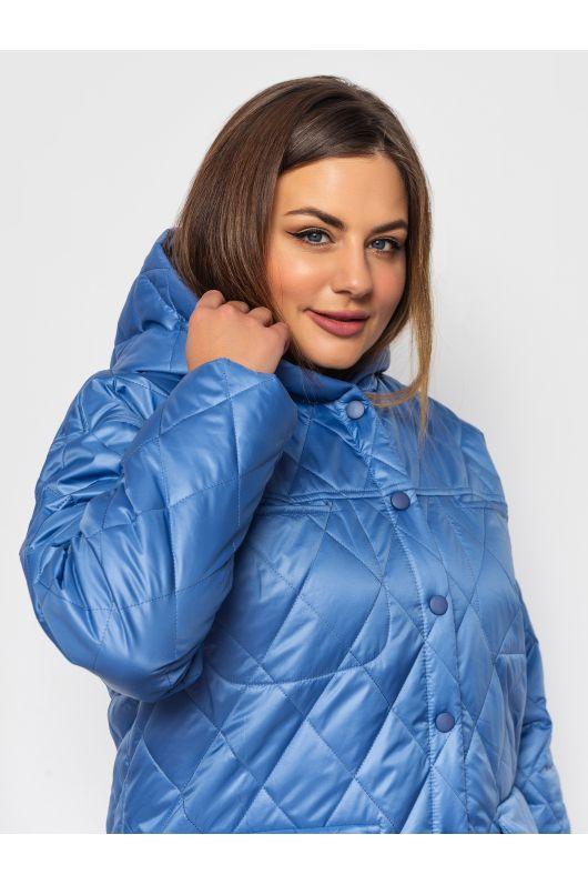 """Куртка """"Имара"""" (голубой)"""