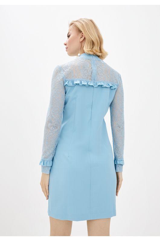 """Платье """"Виталина"""" (голубой)"""