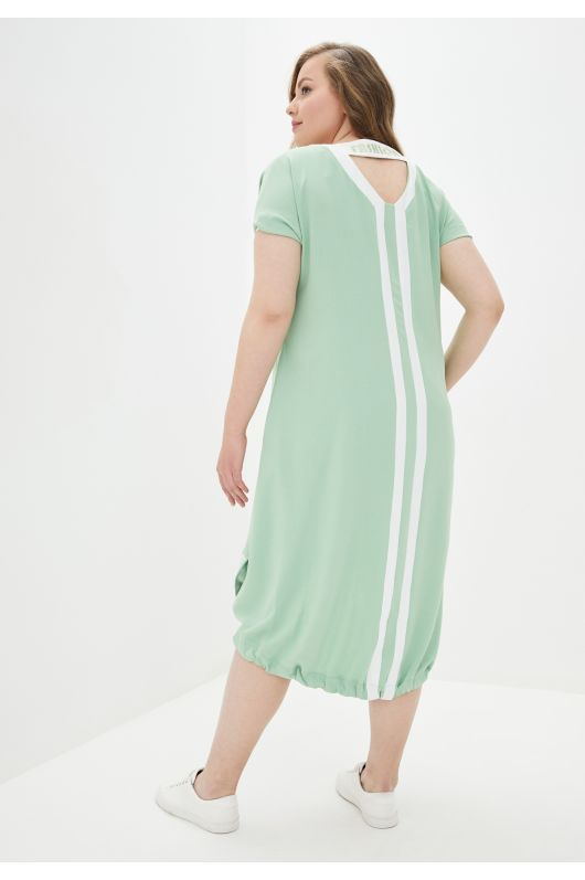 "Платье ""Сальма"" (салатовый)"