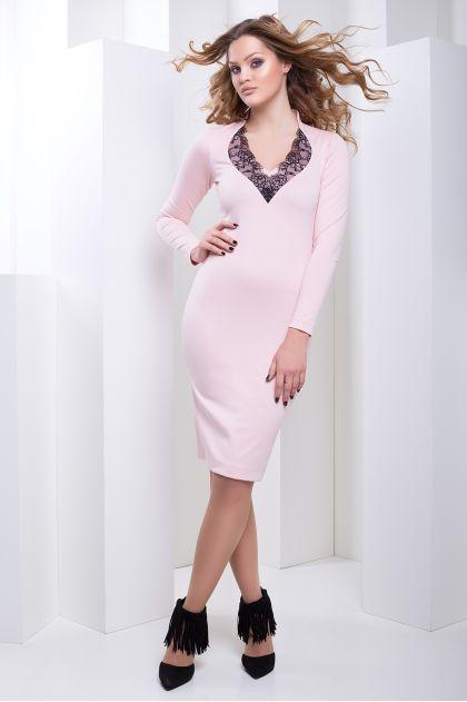 """Платье """"Марлен"""" (кремовый)"""