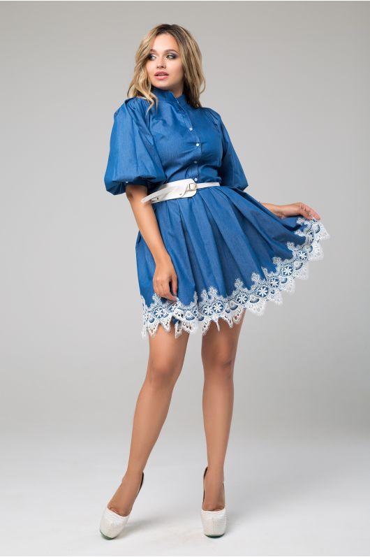 """Платье """"Ришелье"""" №2"""