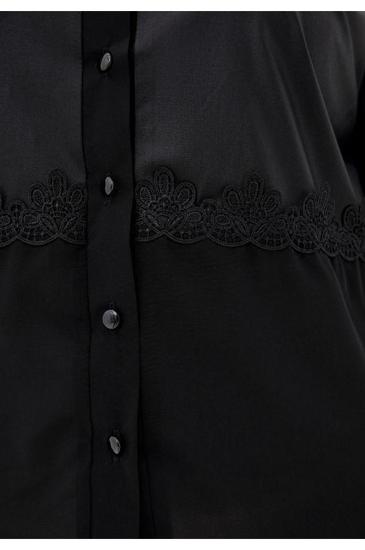 "Рубашка ""Аида"" (черный)"