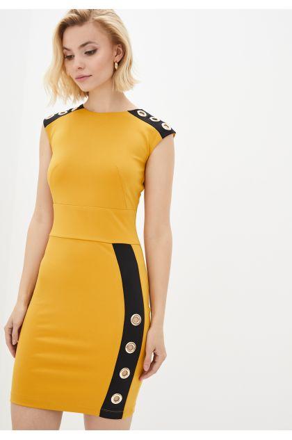 9e0644af7d3 Купить платья оптом от производителя Luzana. Женские платья оптом в ...
