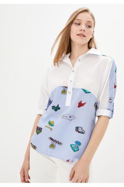"""Рубашка """"Сиджи"""""""