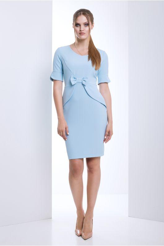 "Платье ""Регина"" (голубой)"