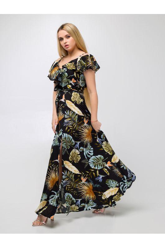 """Платье """"Шерил"""" (черный)"""