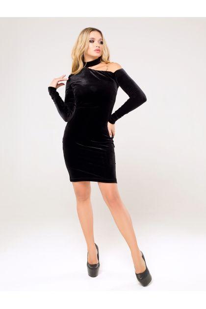 """Платье """"Шакира"""" (черный)"""