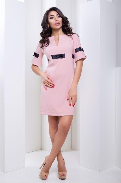 """Платье """"Жанет"""" (розовый)"""