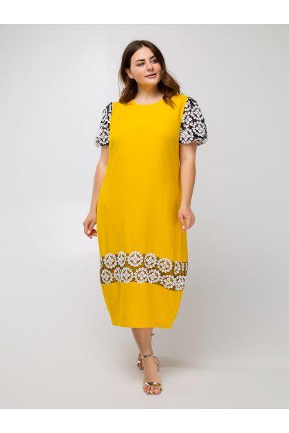 """Платье """"Селеста"""" (желтый)"""