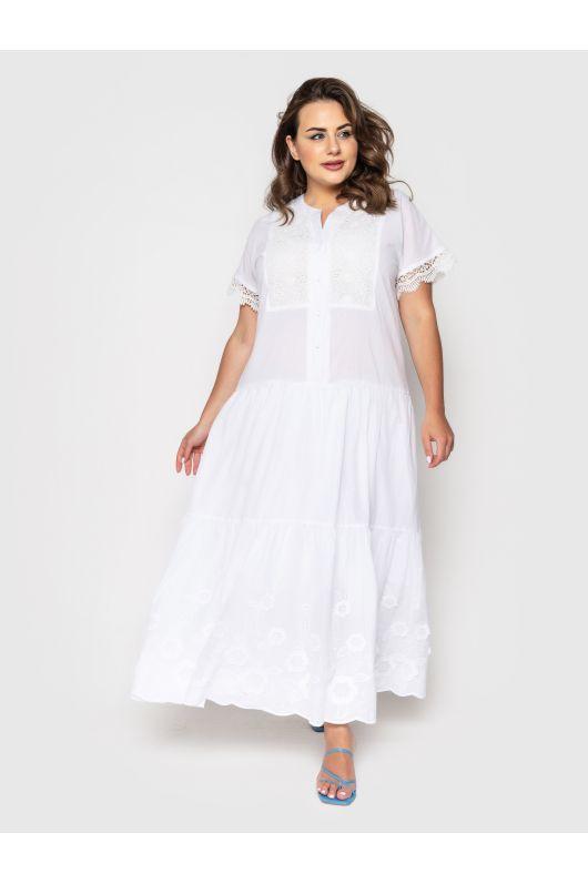 "Платье ""Вики"" (белый)"