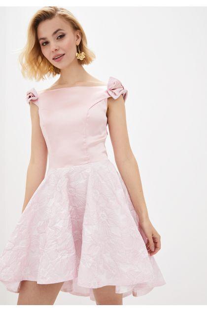 """Платье """"Марита"""" (розовый)"""