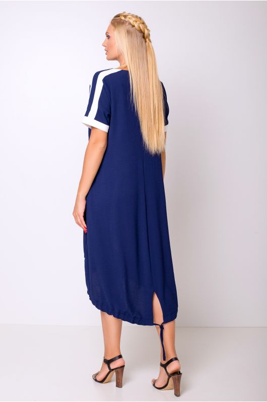 """Платье """"Арсения"""" (темно-синий)"""