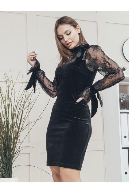 """Платье """"Рамона"""" (черный)"""