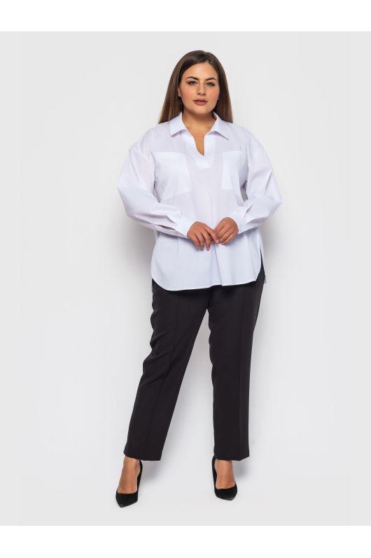 "Рубашка ""Невада"" (белый)"
