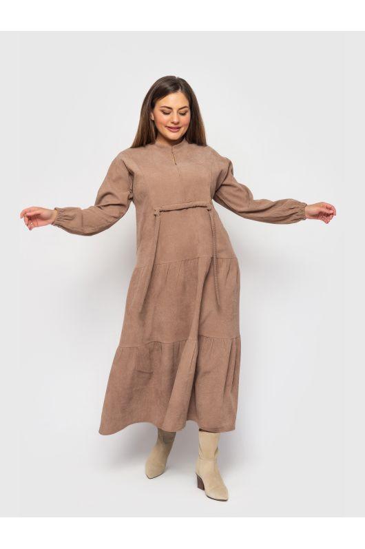 "Платье ""Исида"" (капучино)"