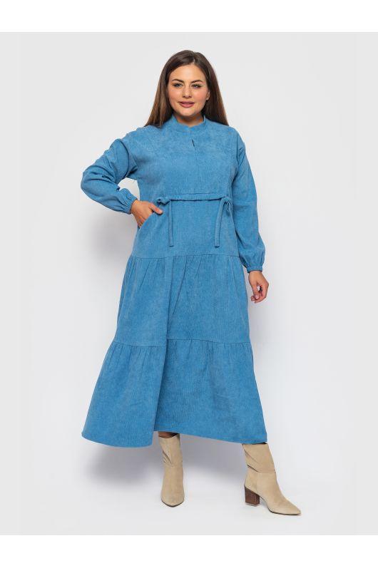 """Платье """"Исида"""" (голубой)"""