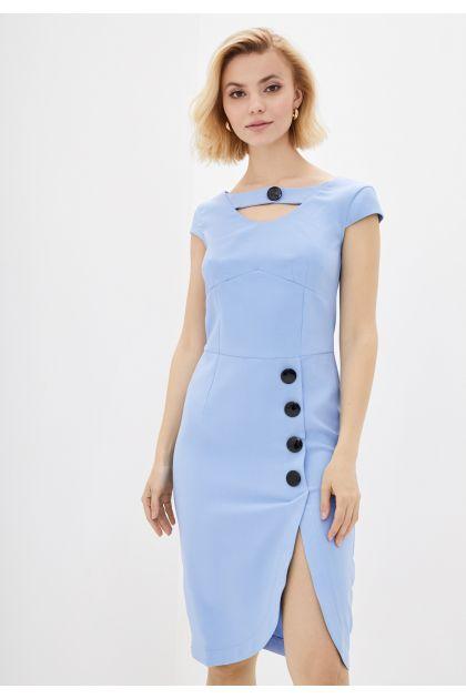 "Платье ""Лаурель"" (голубой)"