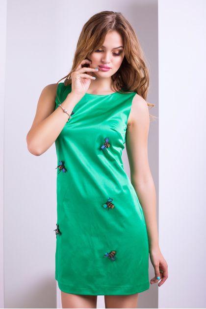 """Платье """"Майя"""" (зеленый)"""